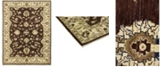 "Timeless Rug Designs CLOSEOUT! One of a Kind OOAK137 Sienna 5'1"" x 6'9"" Area Rug"