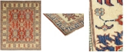 """Timeless Rug Designs CLOSEOUT! One of a Kind OOAK146 Tan 9'7"""" x 11'8"""" Area Rug"""