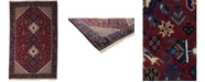 Timeless Rug Designs CLOSEOUT! One of a Kind OOAK2688 Cherry 5' x 8' Area Rug