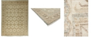 "Timeless Rug Designs CLOSEOUT! One of a Kind OOAK3602 Hazelnut 9' x 11'9"" Area Rug"