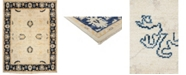 """Timeless Rug Designs CLOSEOUT! One of a Kind OOAK3298 Ivory 8'10"""" x 11'10"""" Area Rug"""