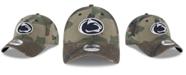 New Era Penn State Nittany Lions Woodland Classic Twill 9TWENTY Strapback Cap