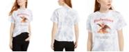 True Vintage Tie-Dye Budweiser-Graphic T-Shirt