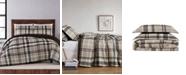 Truly Soft Paulette Plaid King Comforter Set