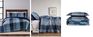 Truly Soft Trey Plaid Comforter Sets