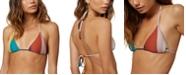O'Neill Juniors' Sapa Stripe Bikini Top