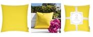"Homey Cozy June 20"" x 20"" Outdoor Pillow 2-Pack"
