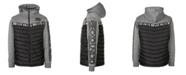 Ecko Unltd Men's Arrowhead Hybrid Jacket