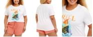 Love Tribe Trendy Plus Size Cotton Ariel T-Shirt
