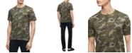 Calvin Klein Jeans Calvin Klein Men's Short Sleeve Monogram Camo Henley Shirt