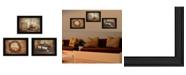 Trendy Decor 4U Trendy Decor 4U Primitives Homestead 3-Piece Vignette by Robin Lee Vieira Collection