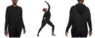 Nike Women's Yoga Dri-FIT Cropped Hoodie