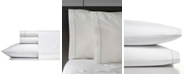 Vera Wang Solid Cotton Percale Gray Sheet Set