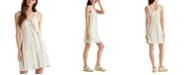 Lucky Brand Tye-Die Printed Mini Dress