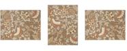 "Global Rug Designs Haven Hav13 Taupe 3'3"" x 5'2"" Area Rug"