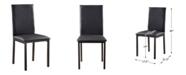 Furniture Homelegance Lindsey Dining Room Side Chair