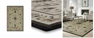 """Karastan Elements Captivate Indigo 5'3"""" x 7'10"""" Area Rug"""