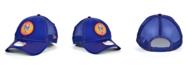 New Era New York Mets Logo Fill Trucker 9FORTY Cap