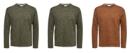 Selected Homme Men's Crew Neck Sweat Shirt