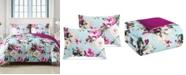 Hallmart Collectibles Ambrosia 2-Pc. Reversible Twin Comforter Set
