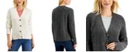 Style & Co Boyfriend Cardigan, Created for Macy's