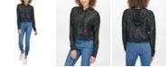 Calvin Klein Jeans Sequin Pullover Hoodie