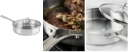 Calphalon Classic Stainless Steel 3 Qt. Covered Saute Pan