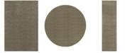 JHB Design Tidewater Casual Grey/Brown Area Rugs