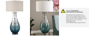 Uttermost Vescovato Water Glass Table Lamp