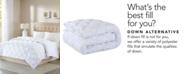 Sleep Philosophy WonderWool Down Alternative Comforters, Moisture Wicking, Odor Resistant