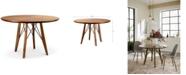 Furniture Corbin Round Table, Quick Ship