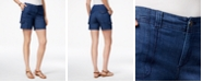 Style & Co Curvy-Fit Comfort-Waist Cargo Shorts, Created for Macy's
