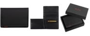 TUMI Men's L-Fold ID Wallet