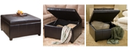Noble House Hywel Storage Ottoman
