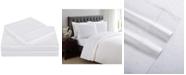 Charisma CLOSEOUT! Classic Cotton Sateen 310 Thread Count 4-Pc. Dot California King Sheet Set