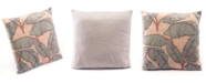 Zuo Tropical Pink Pillow