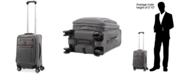 "Travelpro Platinum Elite 20"" Business Plus Softside Carry-On Spinner"