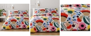 Marimekko Ojakelkukka Cotton 3-Pc. Full/Queen Duvet Cover Set
