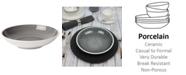 Villeroy & Boch Manufacture Gris Pasta Bowl