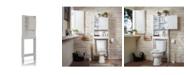 Furniture of America Daza Modern Linen Cabinet