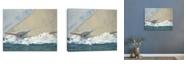 "Artissimo Designs Challenger Printed Canvas Art - 45"" W x 35"" H x 1.5"" D"