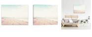 Artissimo Designs Paradise Sunrise Printed Canvas