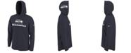 Nike Men's Seattle Seahawks Helmet Hood Dri-FIT Cotton Long Sleeve T-Shirt