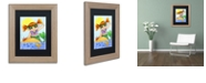 "Trademark Global Jennifer Nilsson You Are My Sunshine Matted Framed Art - 16"" x 20"" x 0.5"""