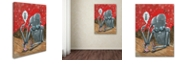 "Trademark Global Craig Snodgrass 'Prophecy' Canvas Art, 18"" x 24"""