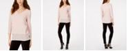 Michael Kors Layered-Look Top in Regular & Petite Sizes