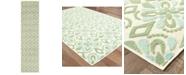 """Oriental Weavers Barbados 5994 1'10"""" x 7'6"""" Indoor/Outdoor Runner Area Rug"""