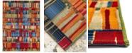 "Liora Manne' Marina 8036 Paintbox Multi 3'3"" x 4'11"" Indoor/Outdoor Area Rug"