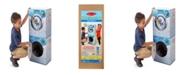 Melissa and Doug Melissa & Doug Washer/Dryer Combo Cardboard Play Set
