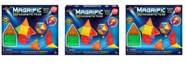 Cra-Z-Art Cra Z Art Magrific 3D Magnetic Tiles Magnetic Toy Set 28 Piece